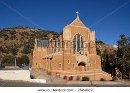 St. Patrick's Roman Catholic Church in Bisbee