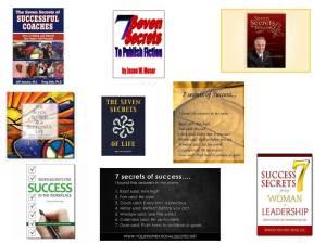 seven secrets cover page