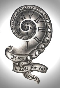 time_waits_for_no_man___tattoo_design_by_mortar_girl-d67o35c