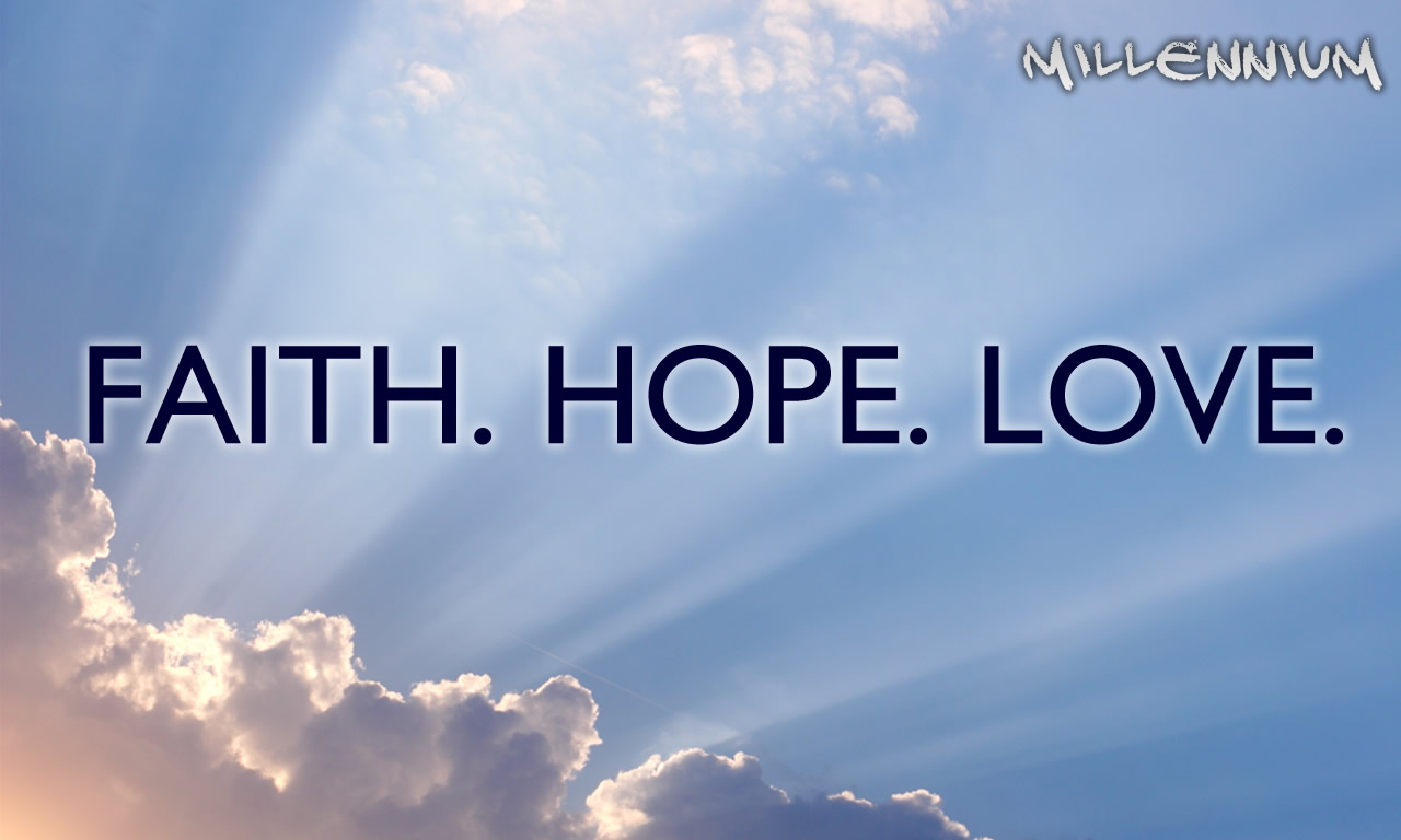 hope and faith Hope and faith is a comedy about what happens when the fast lane collides with the carpool lane it's about the moments that make you want to hug your sister and.