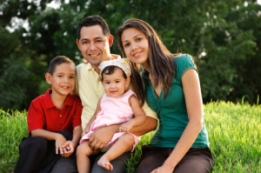 mexican american family