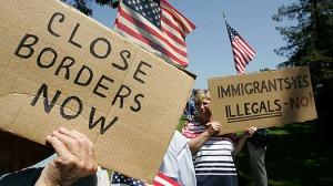 Close the borders
