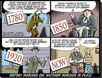 history of anti immigration