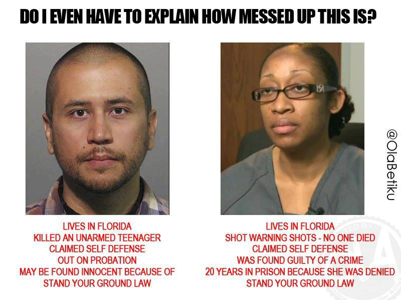 florida double standards