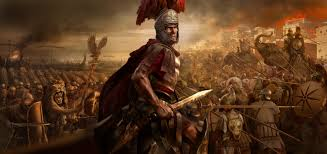 roman war
