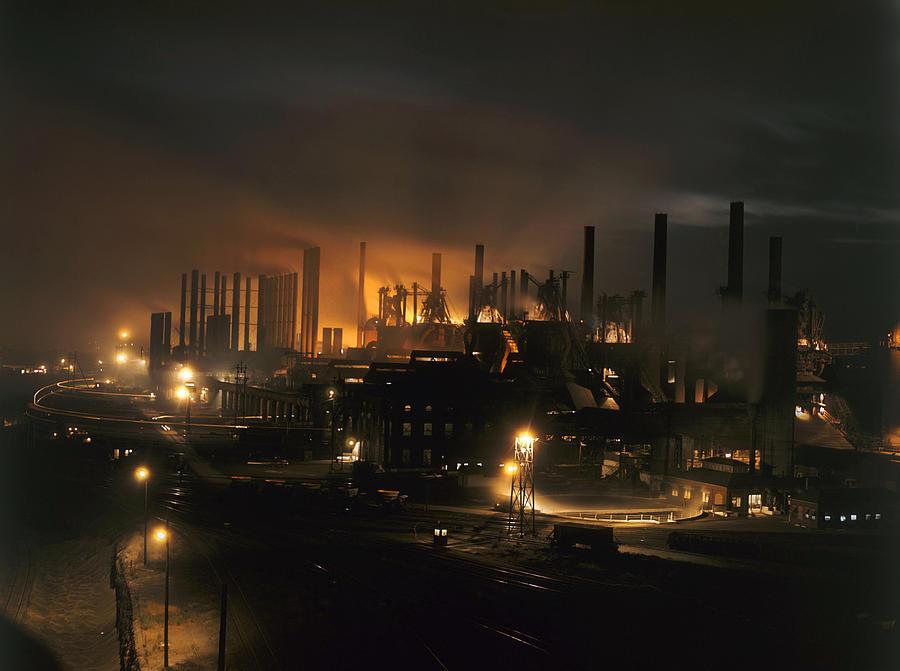 blast-furnaces-of-a-steel-mill-light-j-baylor-roberts