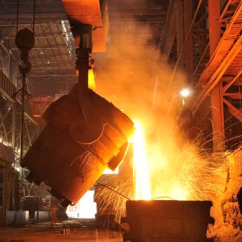 cauldron of steel