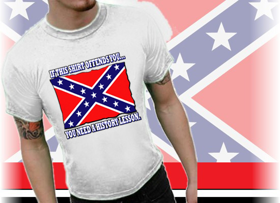 red neck shirt