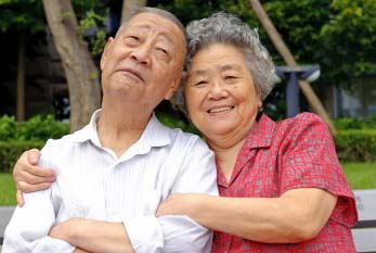 old-asian-couple