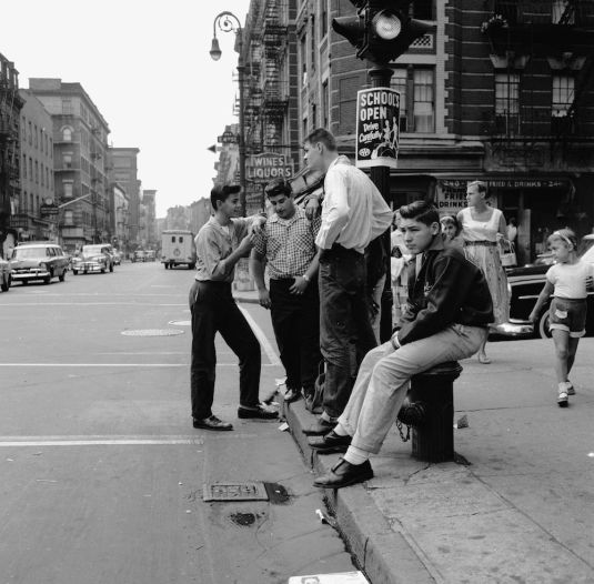 Street Corner Gang