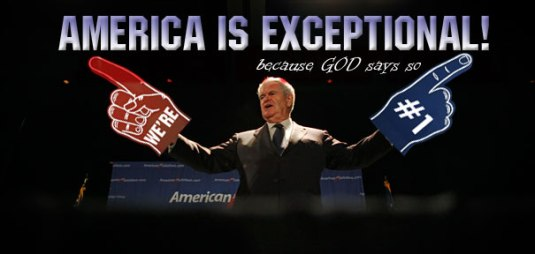 American-exceptionalism