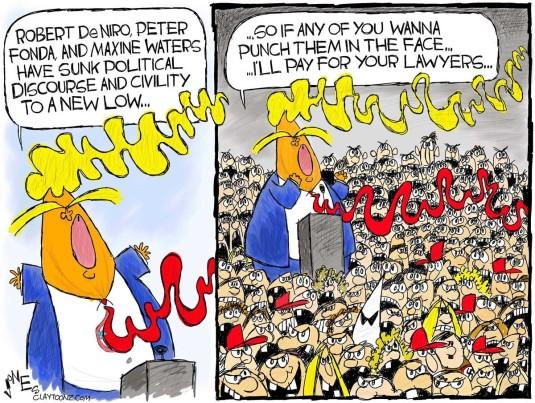 trump on civility