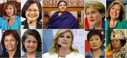 female-presidents