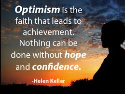 hope and optimism