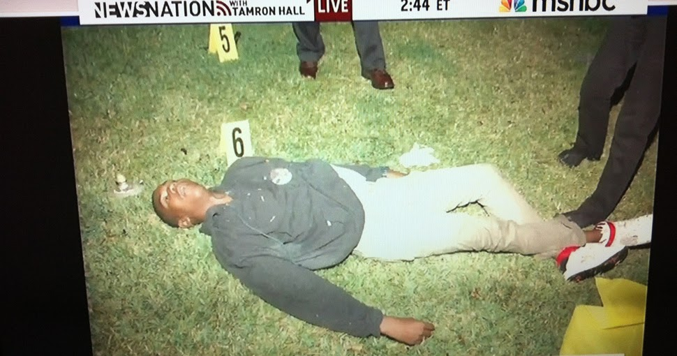 Trayvon Martin Dead